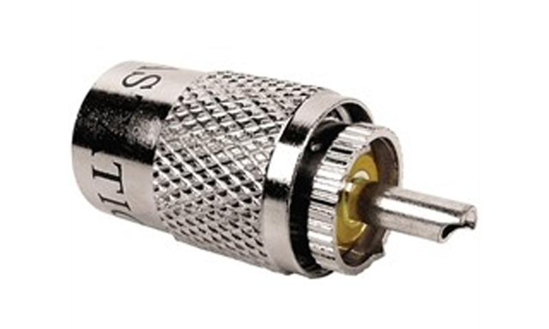 Astatic PL-259 Connector